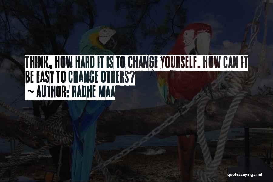 Radhe Maa Quotes 985247