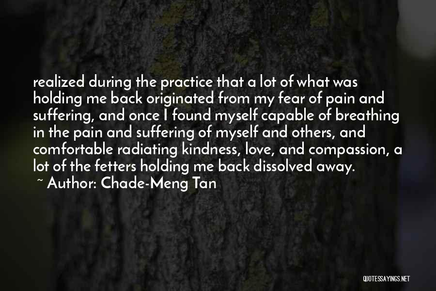 Radiating Love Quotes By Chade-Meng Tan
