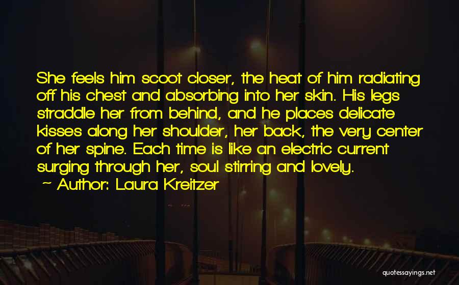 Radiating Love Quotes By Laura Kreitzer
