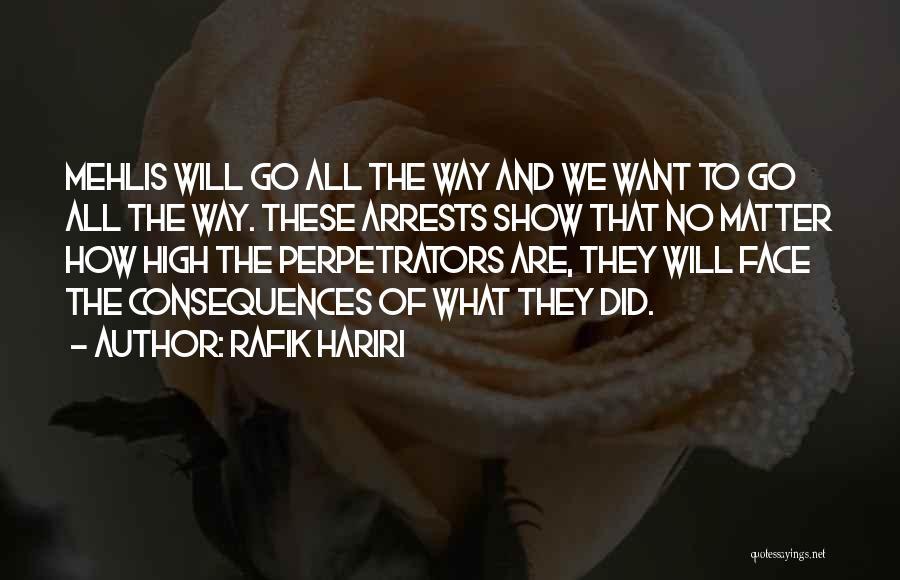 Rafik Hariri Quotes 2239567