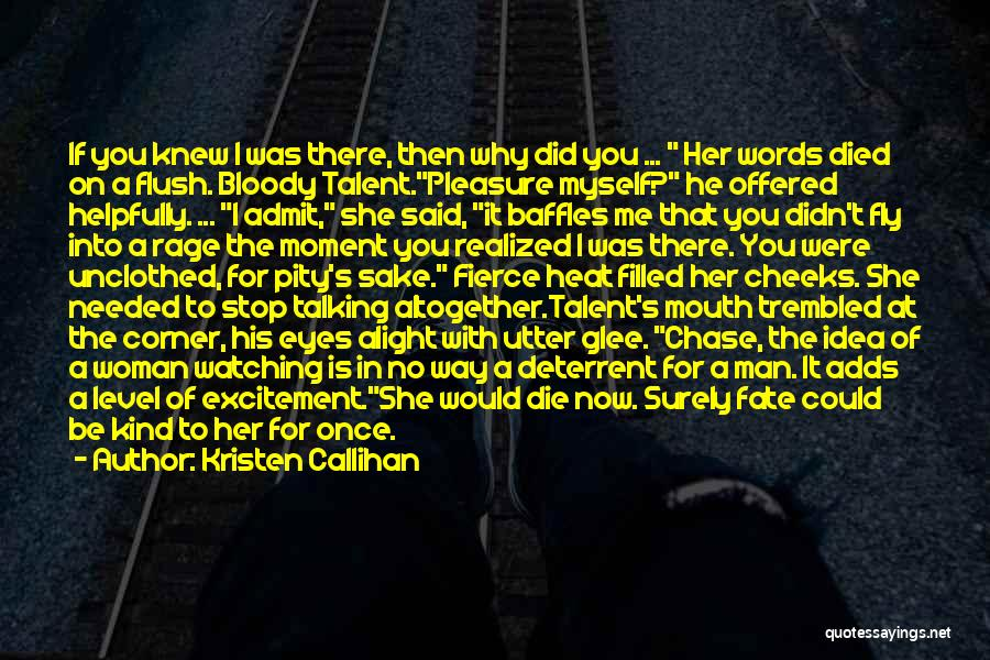 Rage Filled Quotes By Kristen Callihan