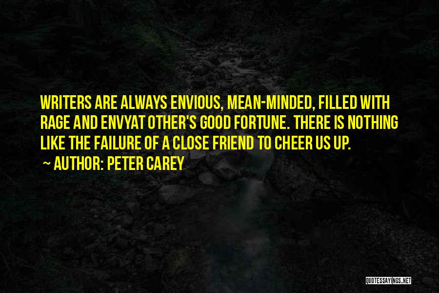 Rage Filled Quotes By Peter Carey