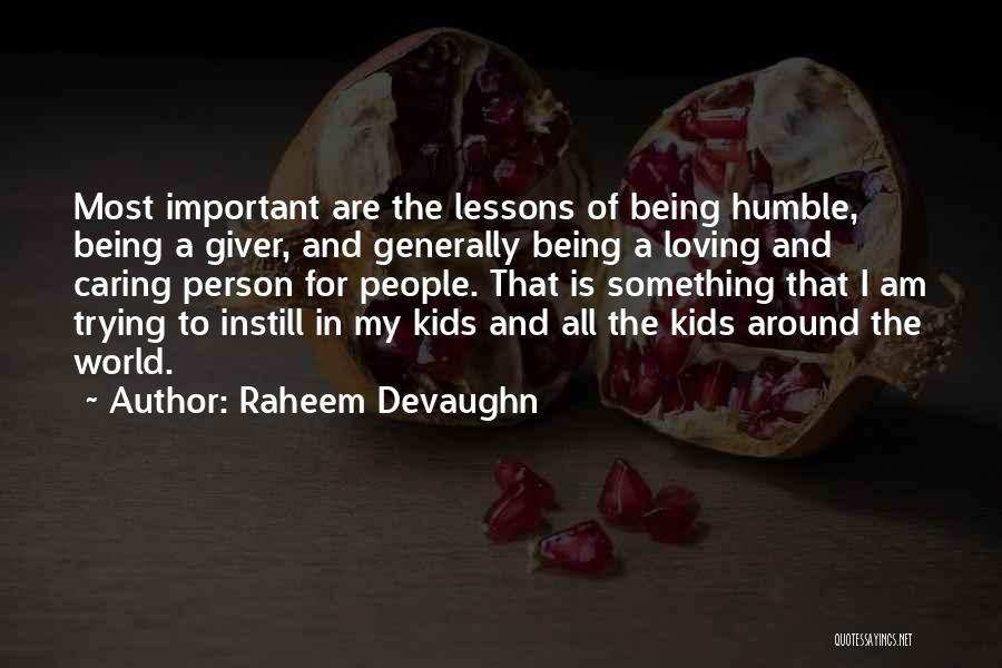 Raheem Devaughn Quotes 1387765