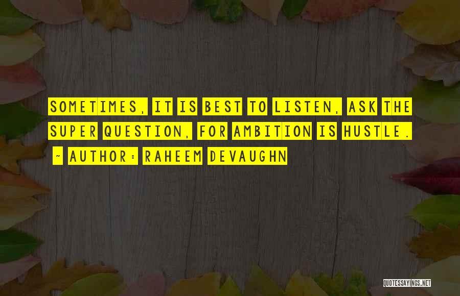 Raheem Devaughn Quotes 1498832