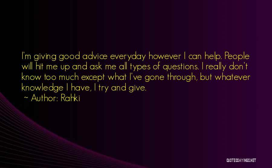 Rahki Quotes 1258484
