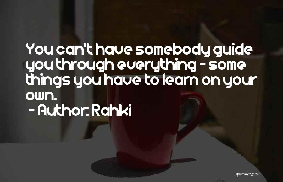 Rahki Quotes 1282089