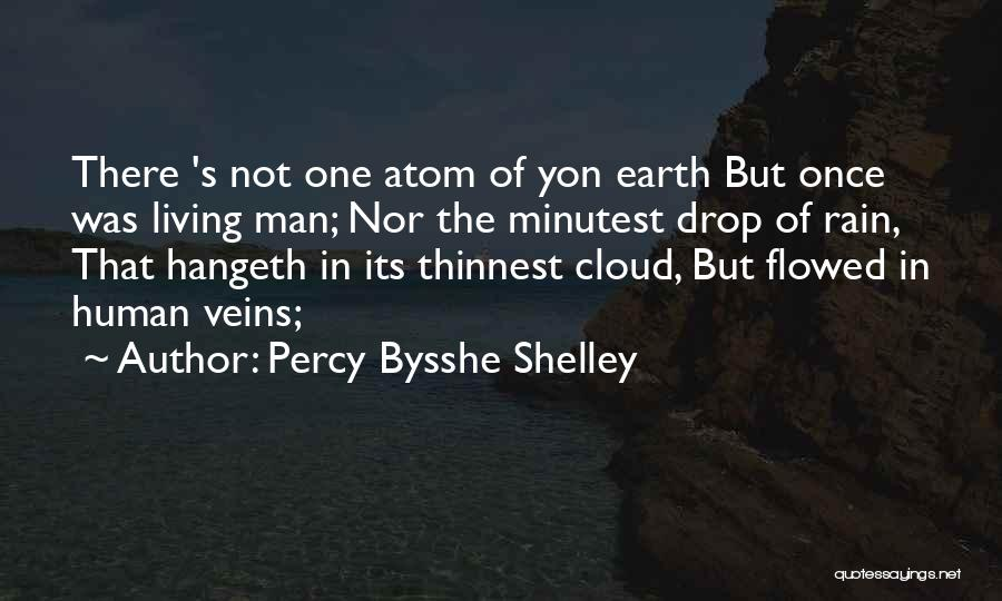 Rain Cloud Quotes By Percy Bysshe Shelley