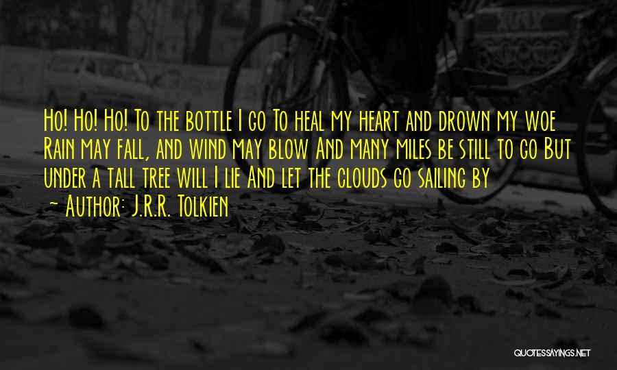 Rain Tree Quotes By J.R.R. Tolkien