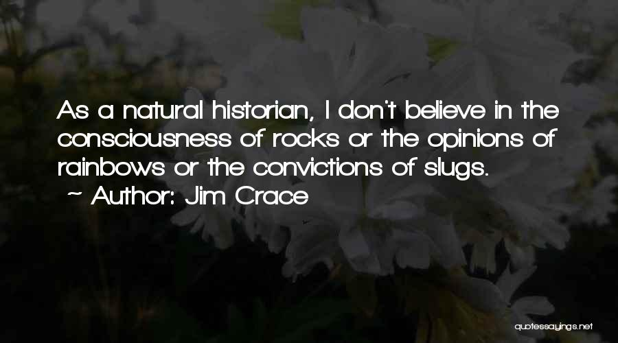 Rainbows Quotes By Jim Crace