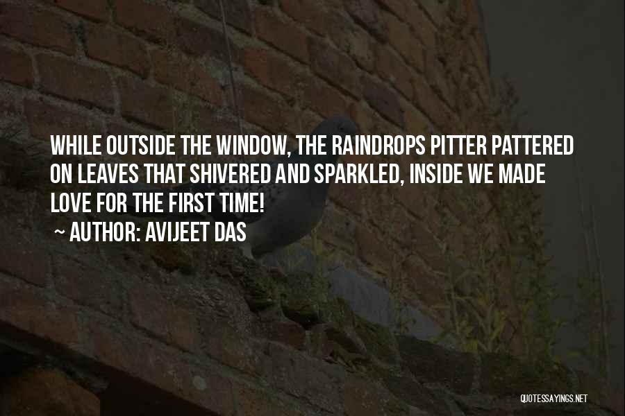 Raining Outside Quotes By Avijeet Das