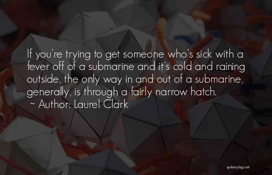 Raining Outside Quotes By Laurel Clark