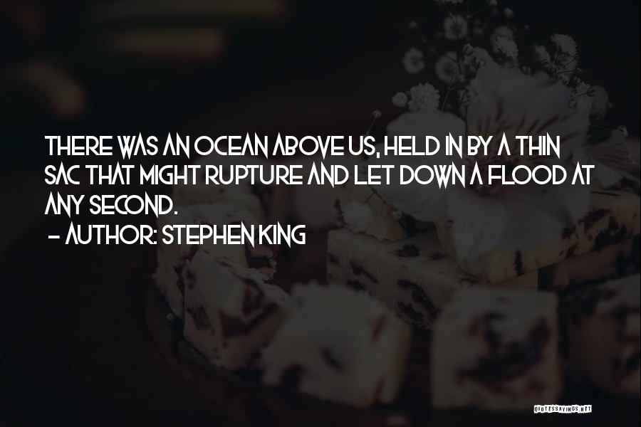 Raining Season Quotes By Stephen King