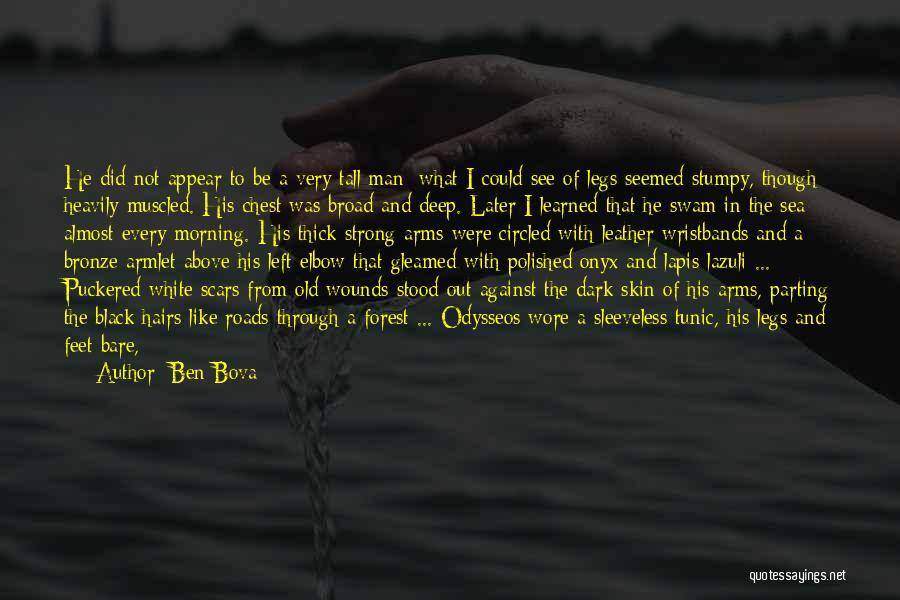 Rainy Morning Quotes By Ben Bova