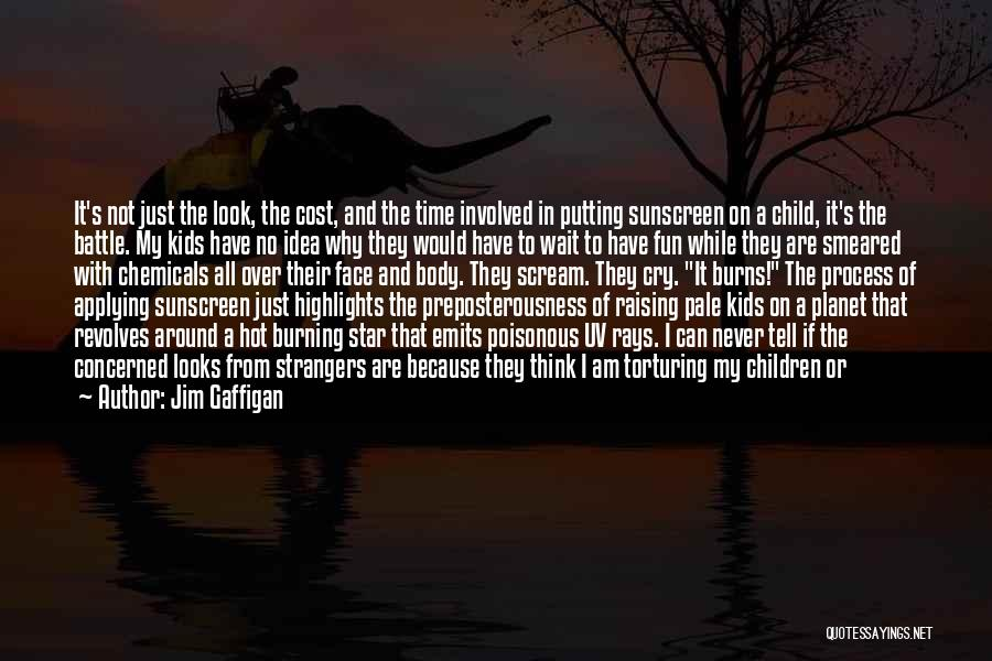 Raising A Child Quotes By Jim Gaffigan