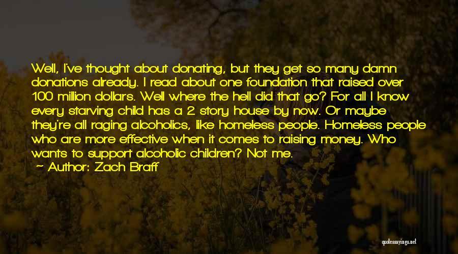 Raising A Child Quotes By Zach Braff