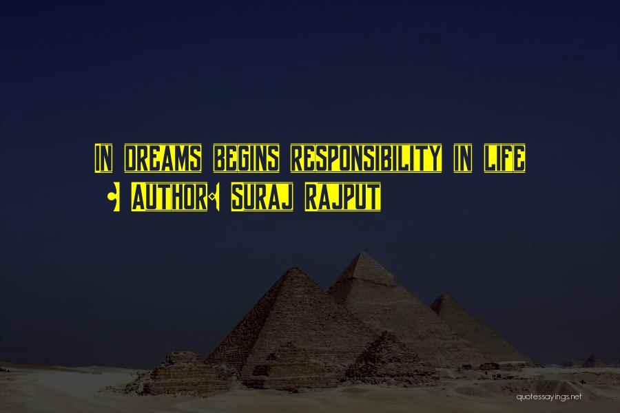 Rajput Best Quotes By Suraj Rajput