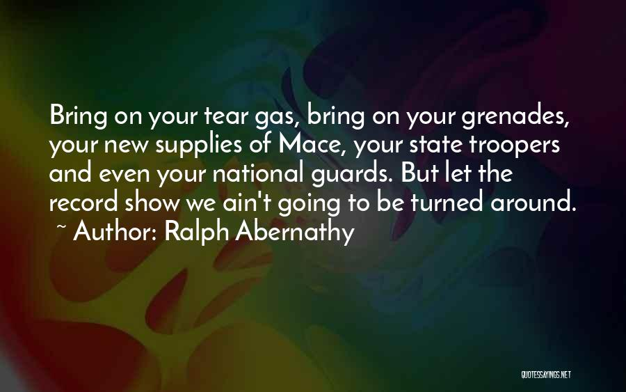 Ralph Abernathy Quotes 1484018