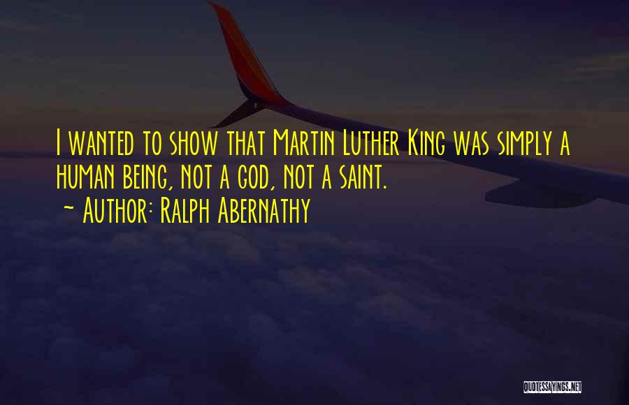 Ralph Abernathy Quotes 398405
