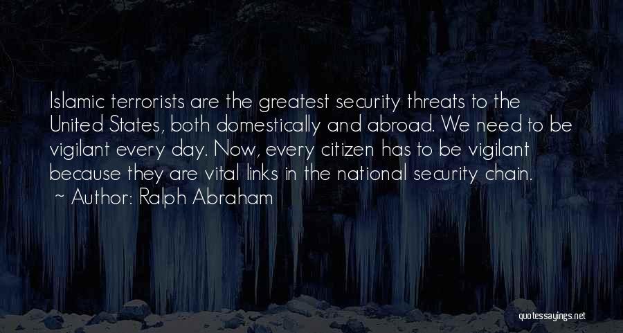 Ralph Abraham Quotes 1520995