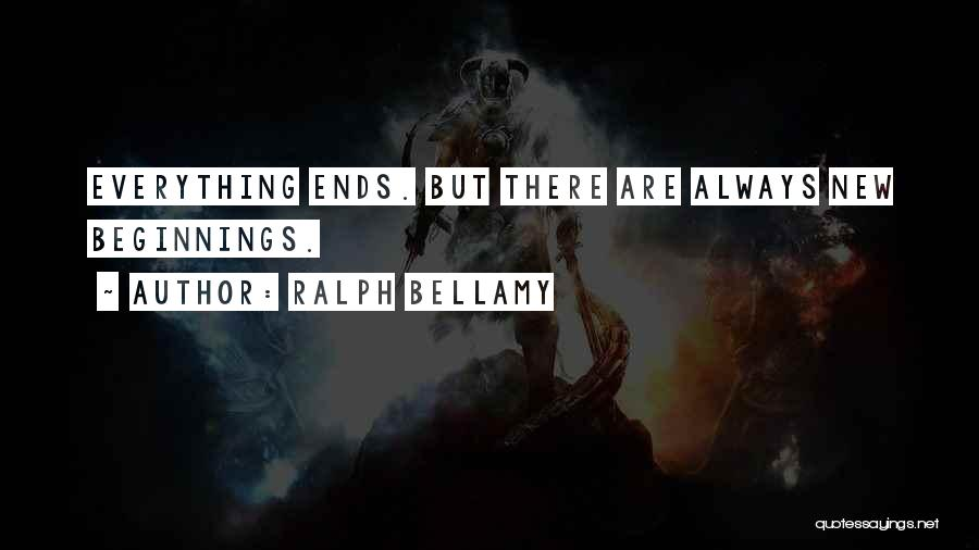Ralph Bellamy Quotes 235470