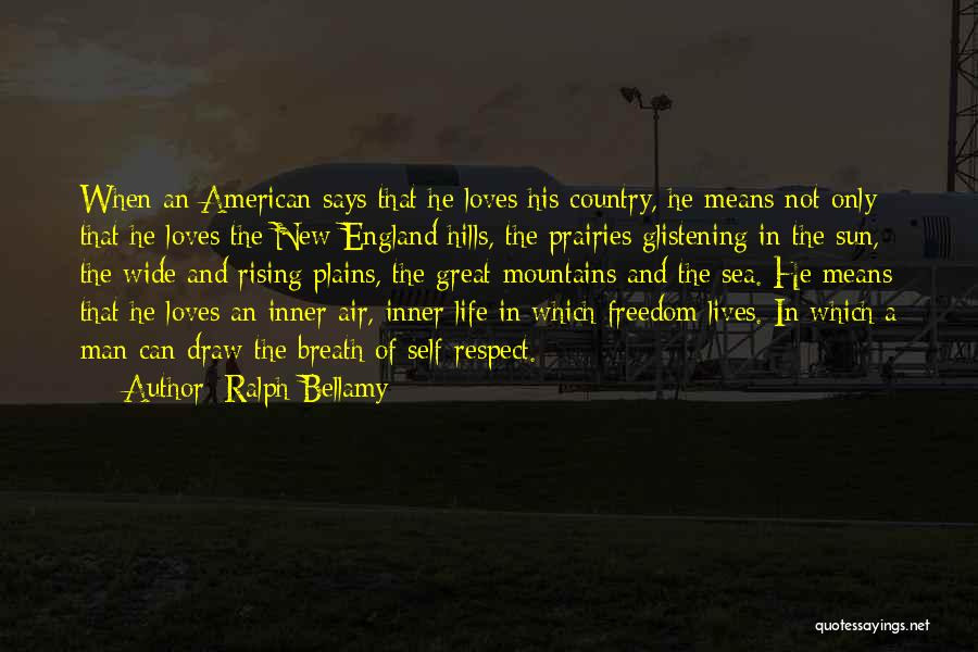 Ralph Bellamy Quotes 310455