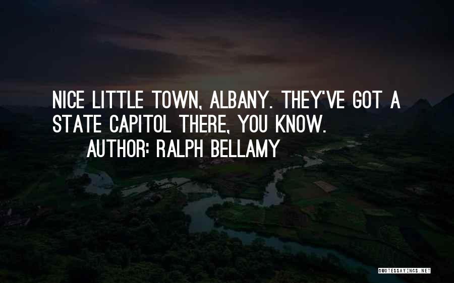 Ralph Bellamy Quotes 965210