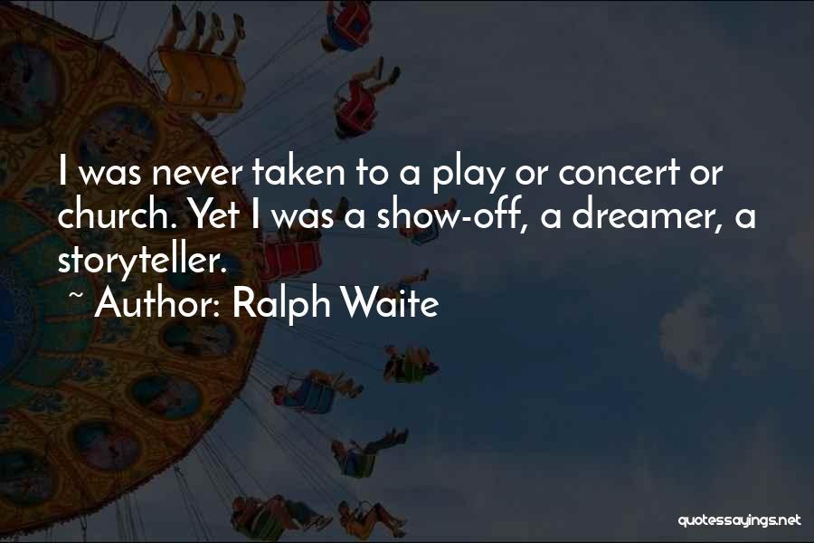 Ralph Waite Quotes 1019540