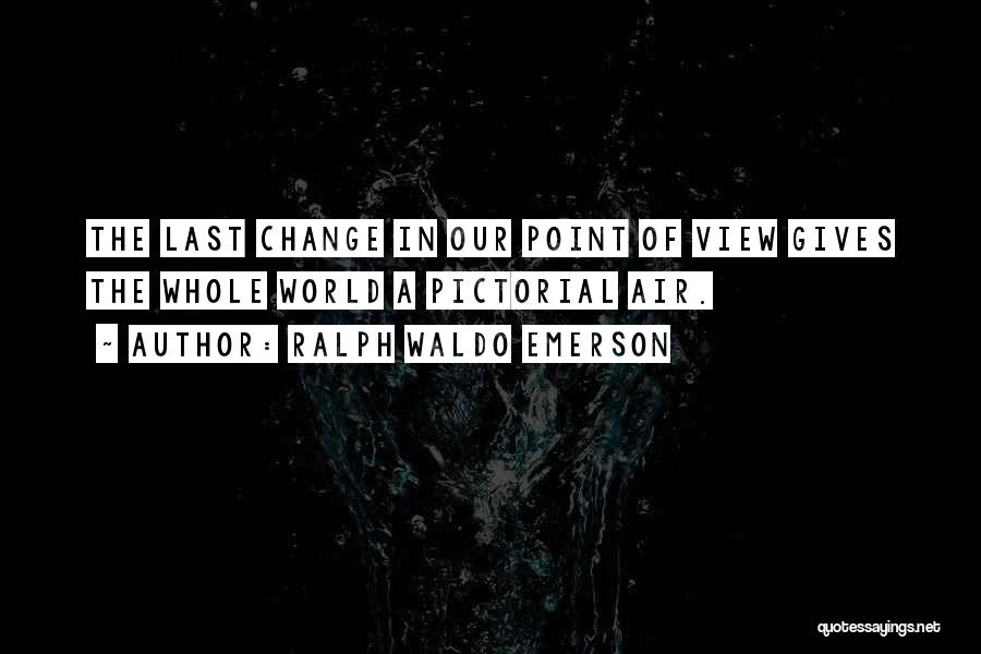 Ralph Waldo Emerson Quotes 1118347