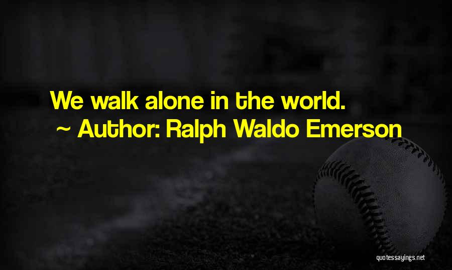Ralph Waldo Emerson Quotes 1248538