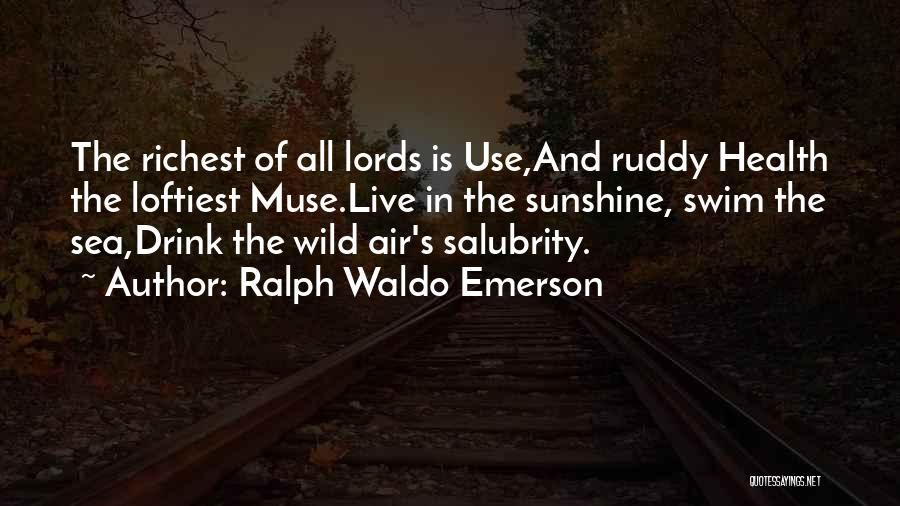 Ralph Waldo Emerson Quotes 1326867