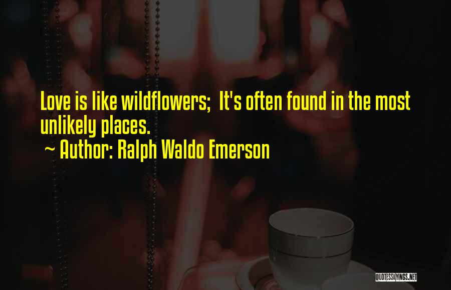 Ralph Waldo Emerson Quotes 137244