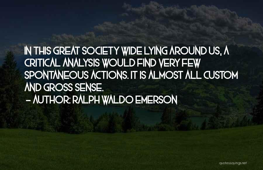 Ralph Waldo Emerson Quotes 1407843