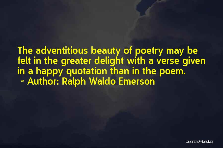 Ralph Waldo Emerson Quotes 1449126