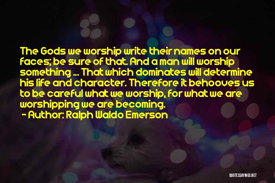 Ralph Waldo Emerson Quotes 1710536