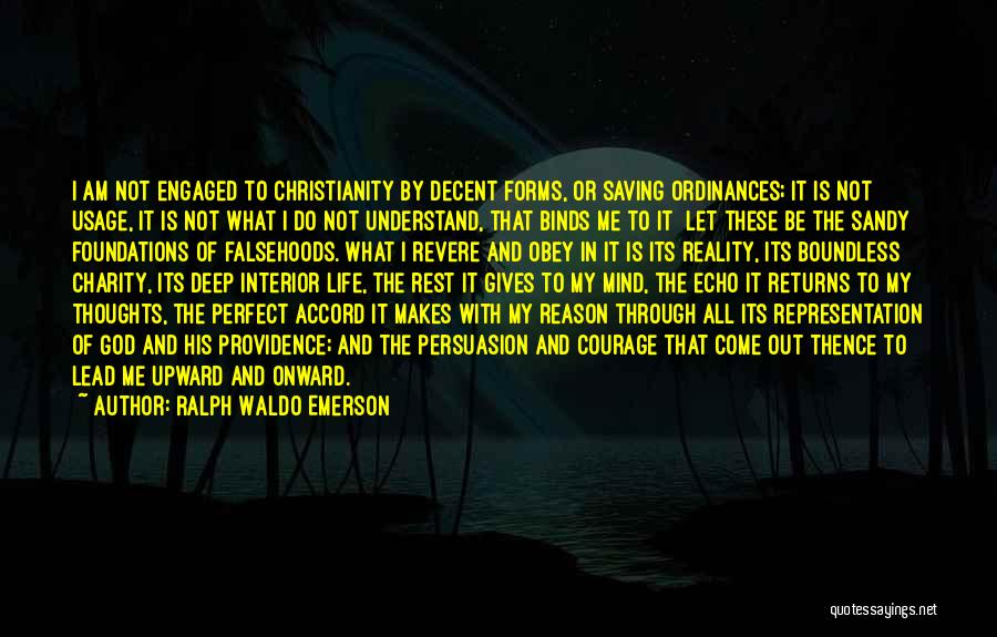 Ralph Waldo Emerson Quotes 1720376
