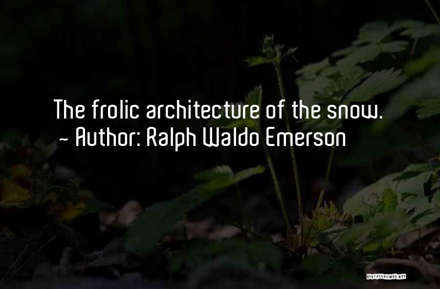 Ralph Waldo Emerson Quotes 1892911