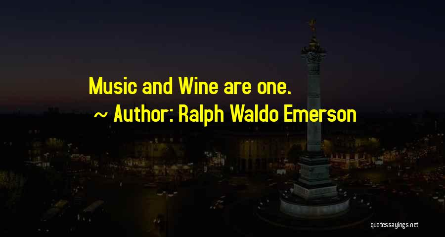 Ralph Waldo Emerson Quotes 1918632
