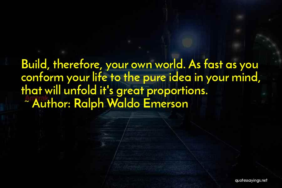 Ralph Waldo Emerson Quotes 1922716