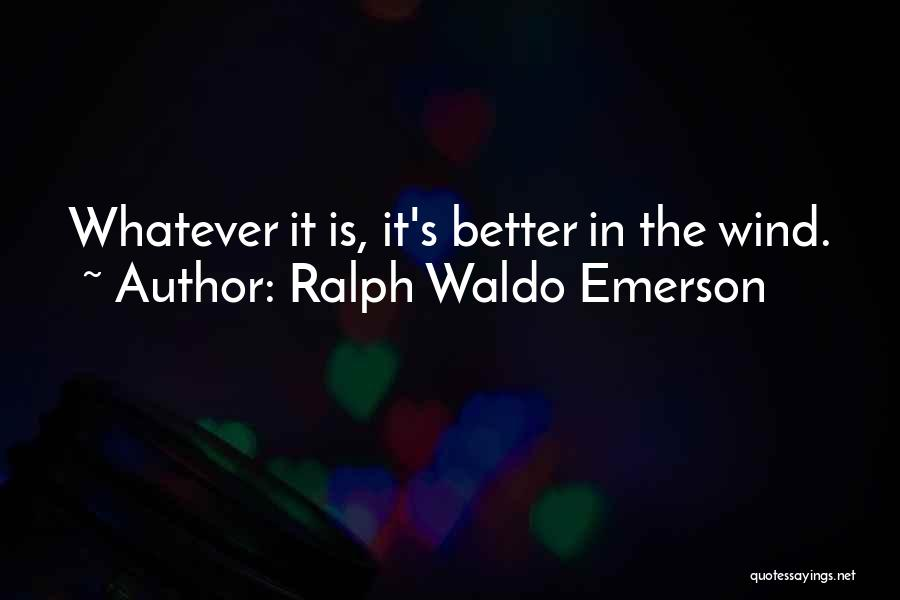 Ralph Waldo Emerson Quotes 1948283
