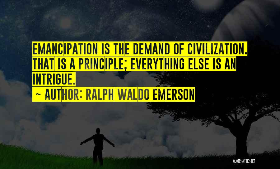 Ralph Waldo Emerson Quotes 2228660