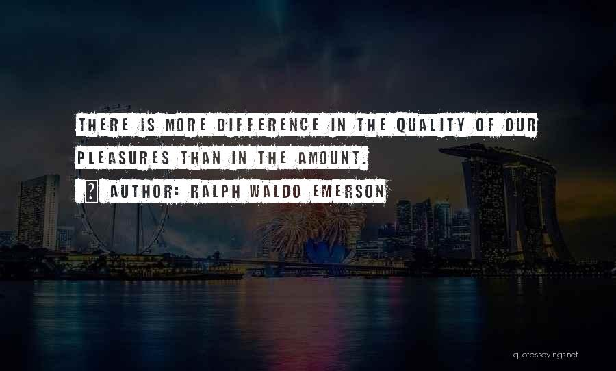 Ralph Waldo Emerson Quotes 282363