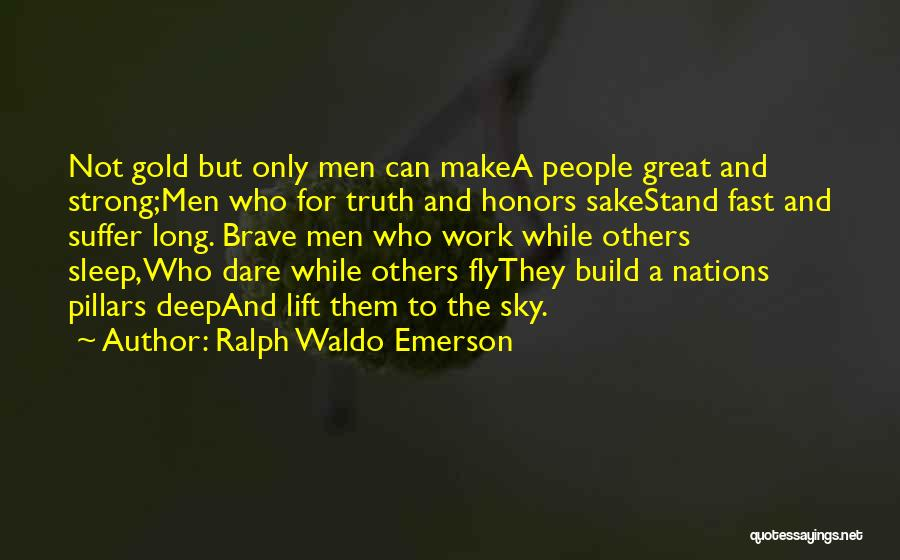 Ralph Waldo Emerson Quotes 331620