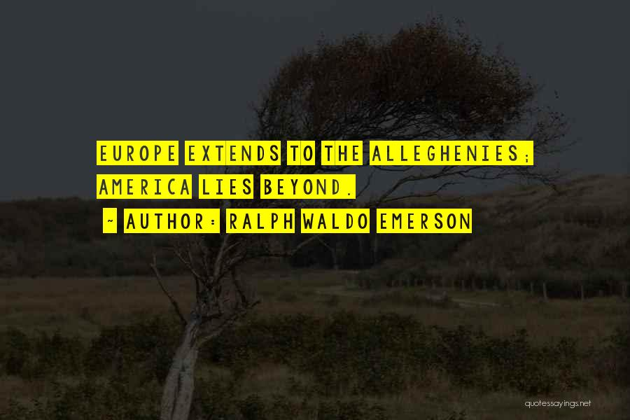 Ralph Waldo Emerson Quotes 390532
