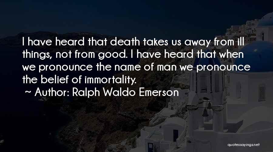 Ralph Waldo Emerson Quotes 609429