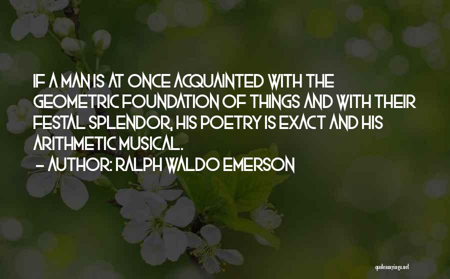 Ralph Waldo Emerson Quotes 815241