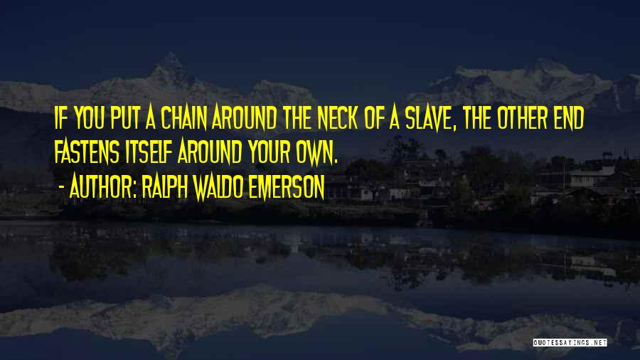 Ralph Waldo Emerson Quotes 874420