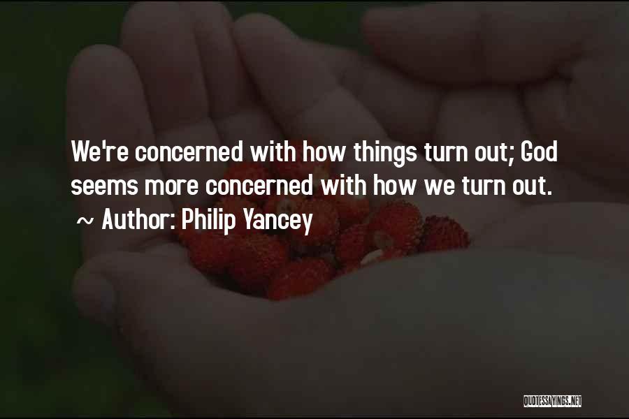 Ram Krishan Paramhans Quotes By Philip Yancey