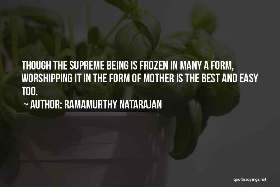 Ramamurthy Natarajan Quotes 1390924