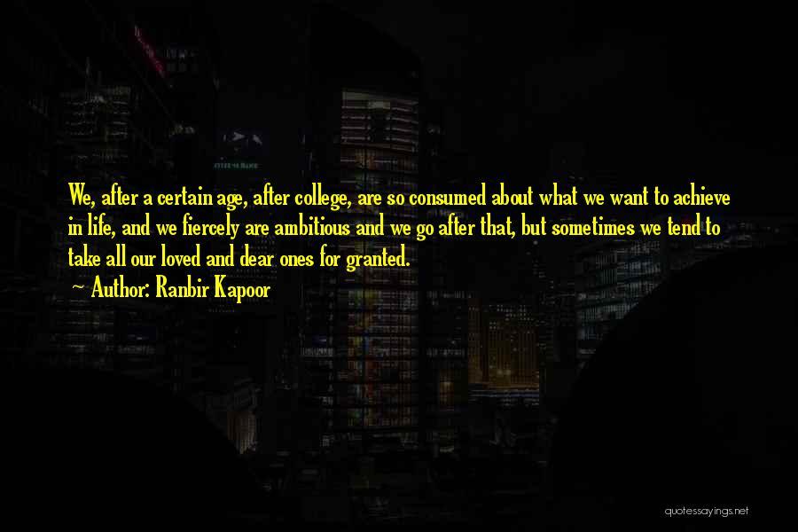Ranbir Kapoor Quotes 1006351