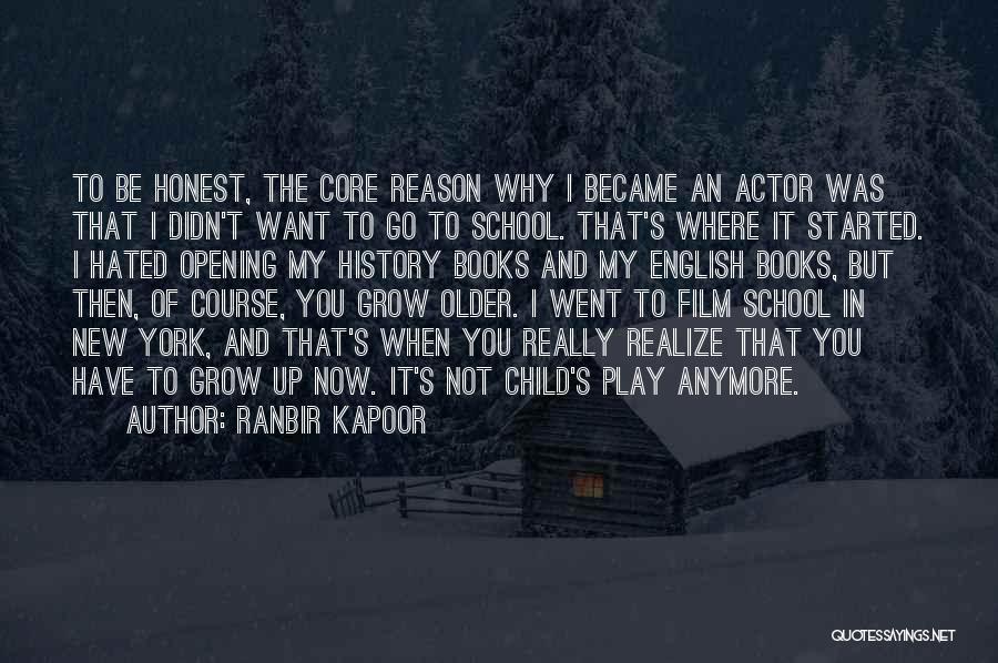 Ranbir Kapoor Quotes 1499308